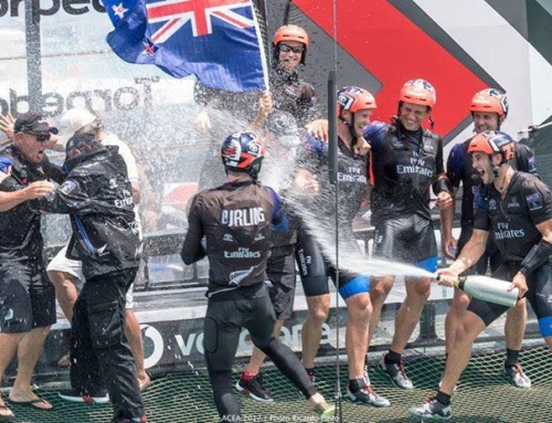 36th America's Cup to be held in Auckland