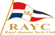 Royal Akarana Yacht Club Mobile Logo
