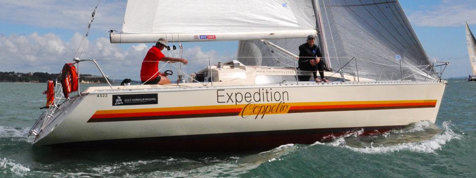 Expedition Coppelia