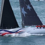 Giacomo represents RAYC for the Auckland to Tauranga Race