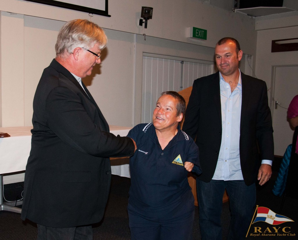 Yachtsperson of the Year - Helena Horswell