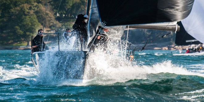 Menace leads heading into the final regatta of the MC38 Australian Season Championship