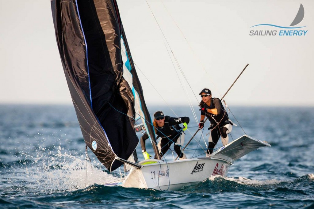 Alex & Molly, photo by Sailing Energy