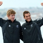 Pete & Blair nominated for ISAF World Sailor of the Year