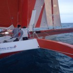 Yates Cup: Team Vodafone Sailing Race Report
