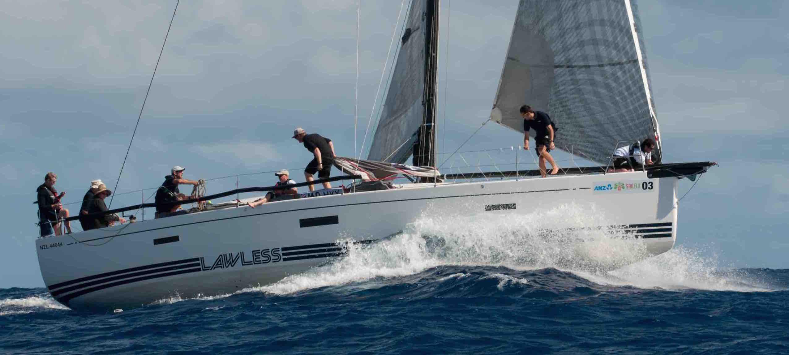 Fiji Needs Us! ANZ Sail Fiji is on!