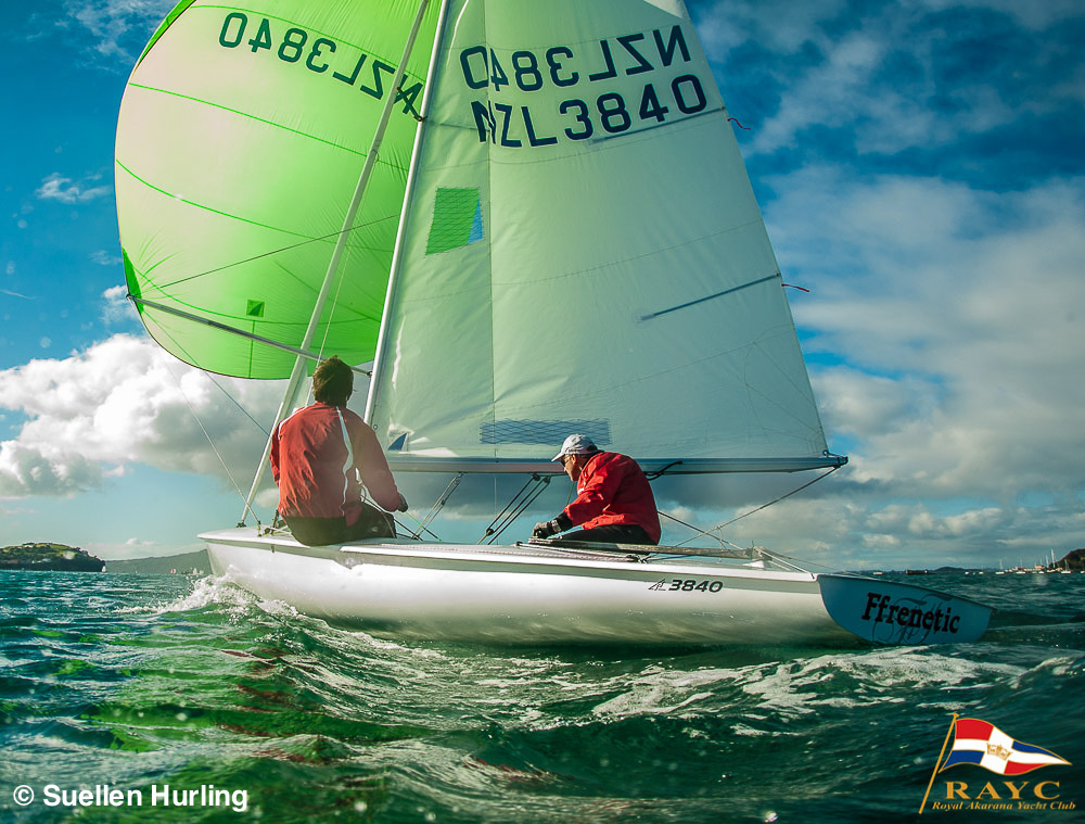 Sailing Winter Series - Sunday 28 June 2015 © Suellen Hurling | RAYC