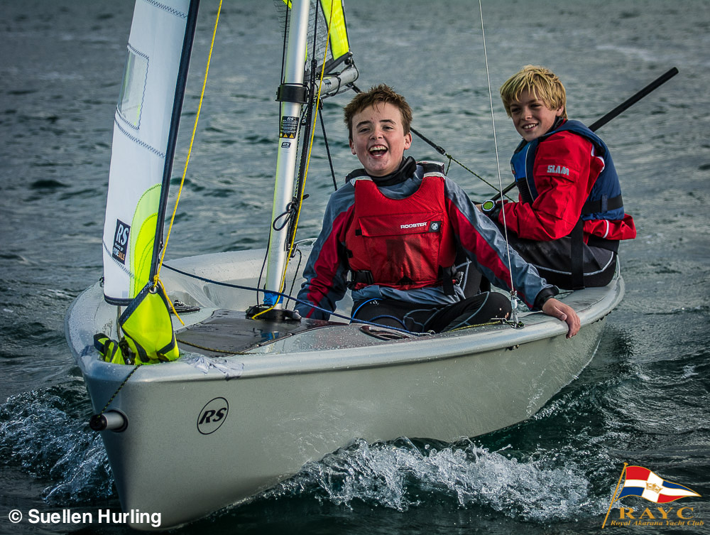 Photos: Sailing Winter Series