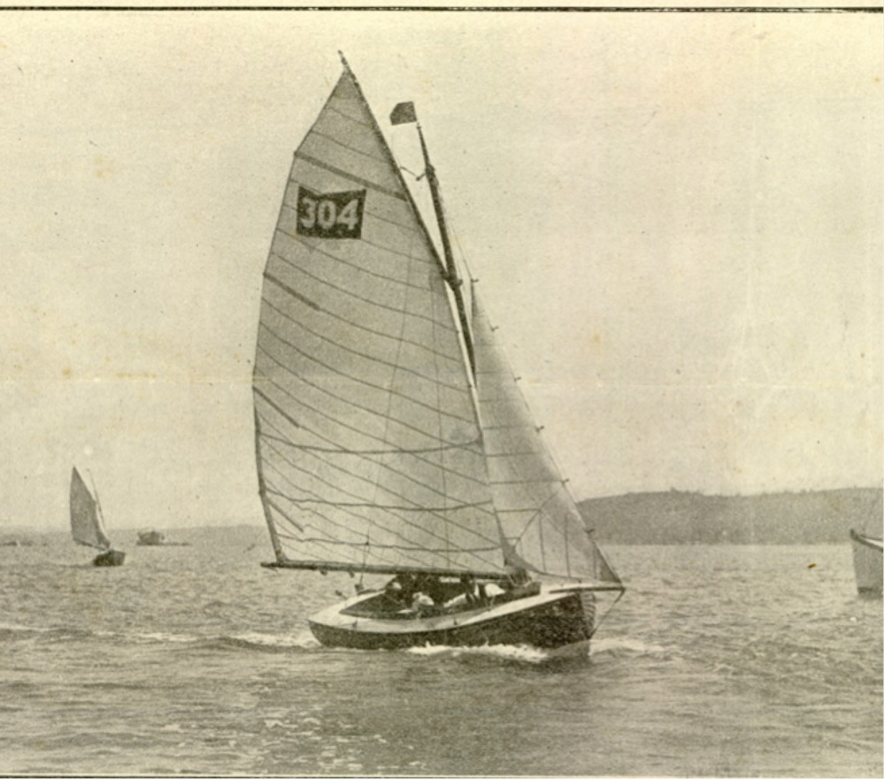Lord Jellicoe Sailing Iron Duke December 1920