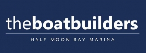 the boat builders - blue logo