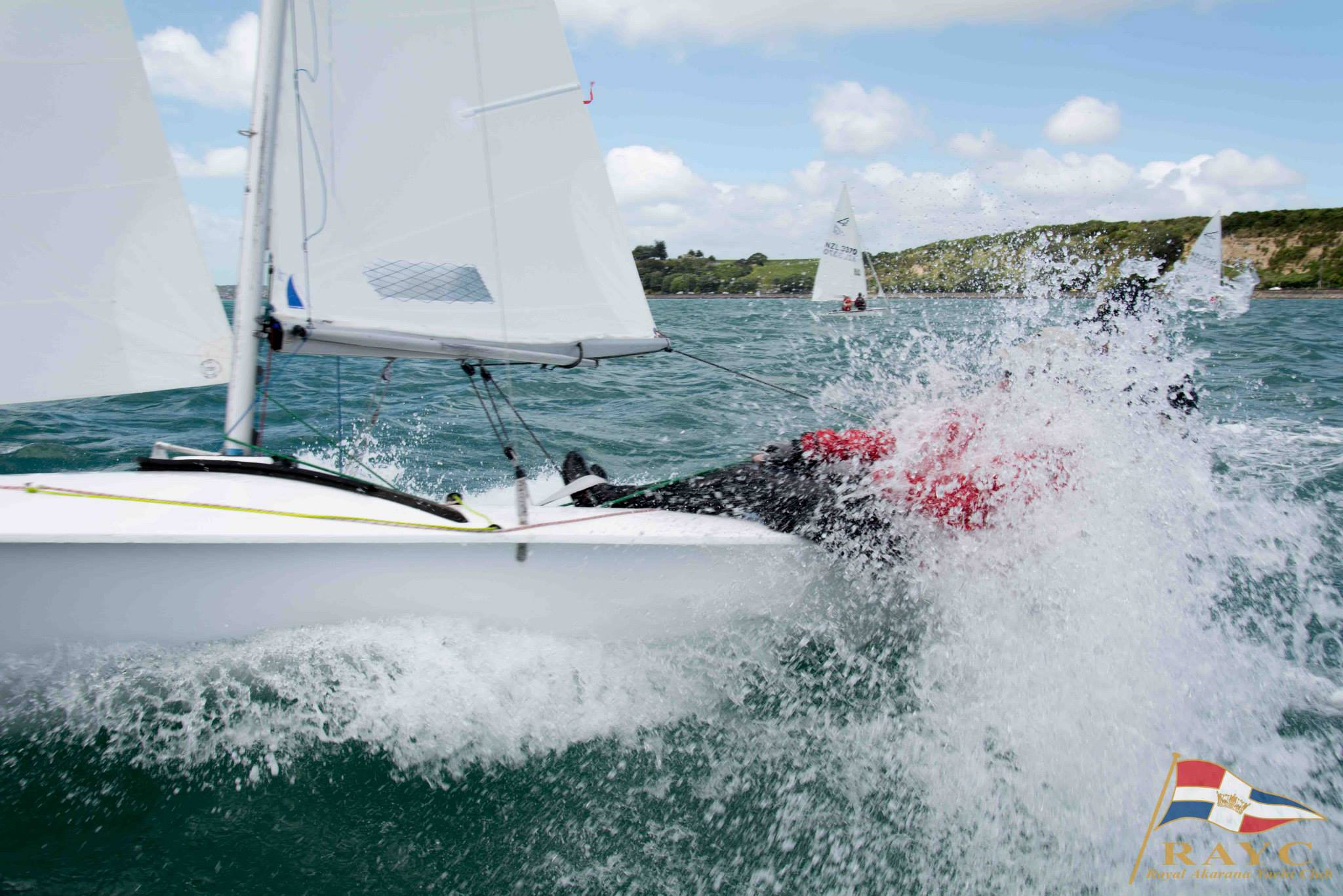 The Boat Builders Summer Series - Starting Handicaps