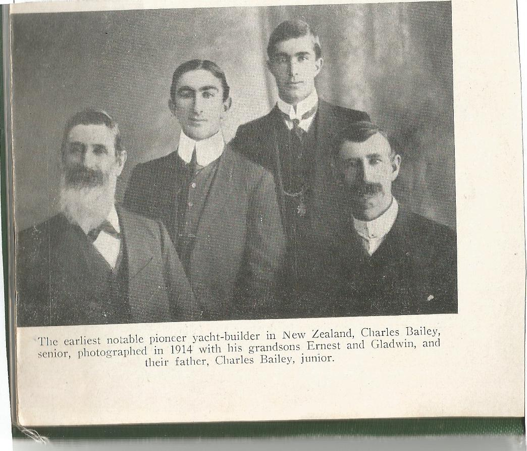 1914 BAILEY family boatbuilders, LtoR Charles Bailey Snr,grands0002