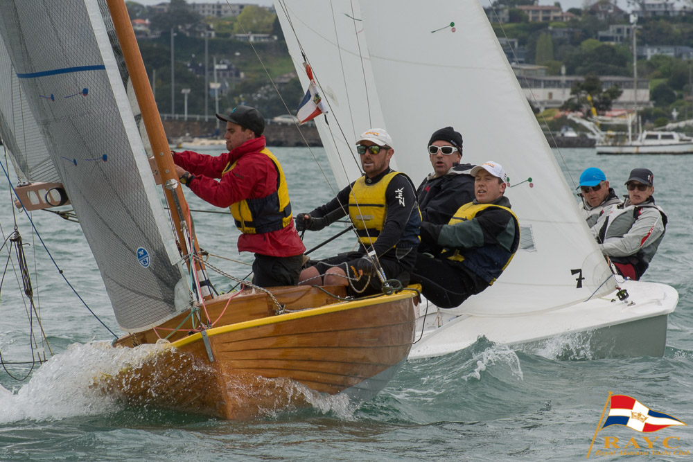 "Racing Recap: M-Class ""A great day was had by all"""