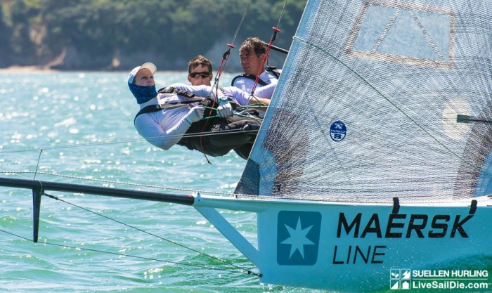 Maersk 18ft