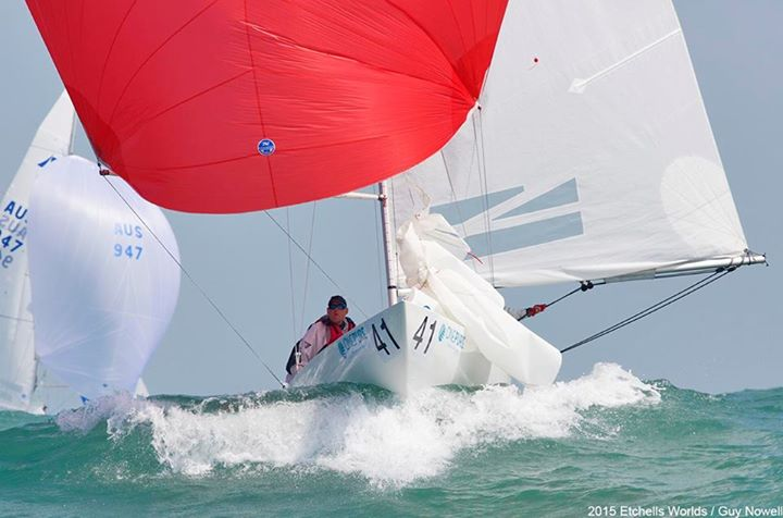 RAYC at the Etchells Worlds