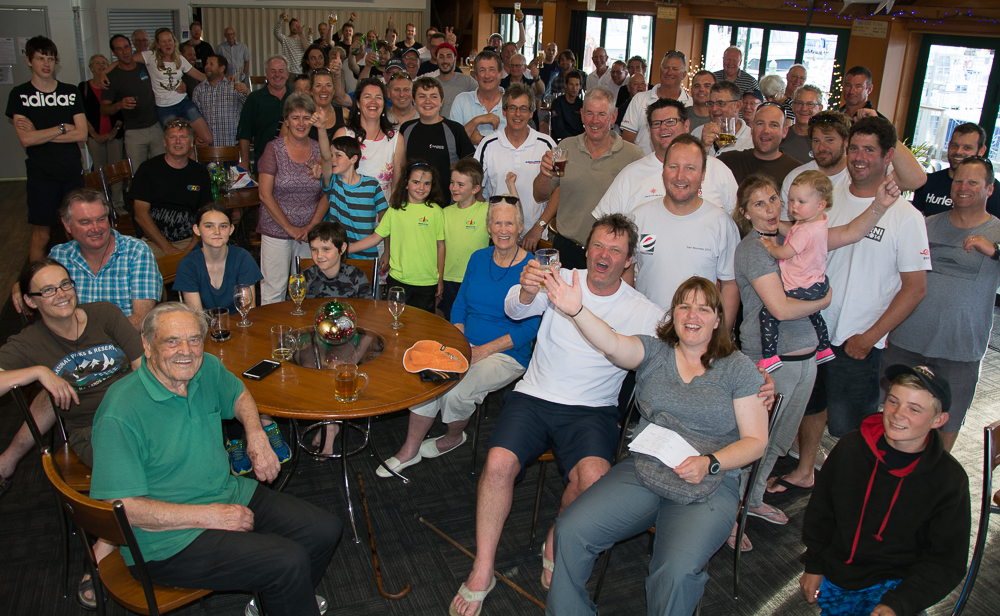 Sailors, volunteers, supporters of the 2015 Auckland to Gisborne Race!