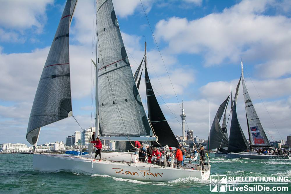 Sailonline.org partners with RAYC for the Auckland to Gisborne Race
