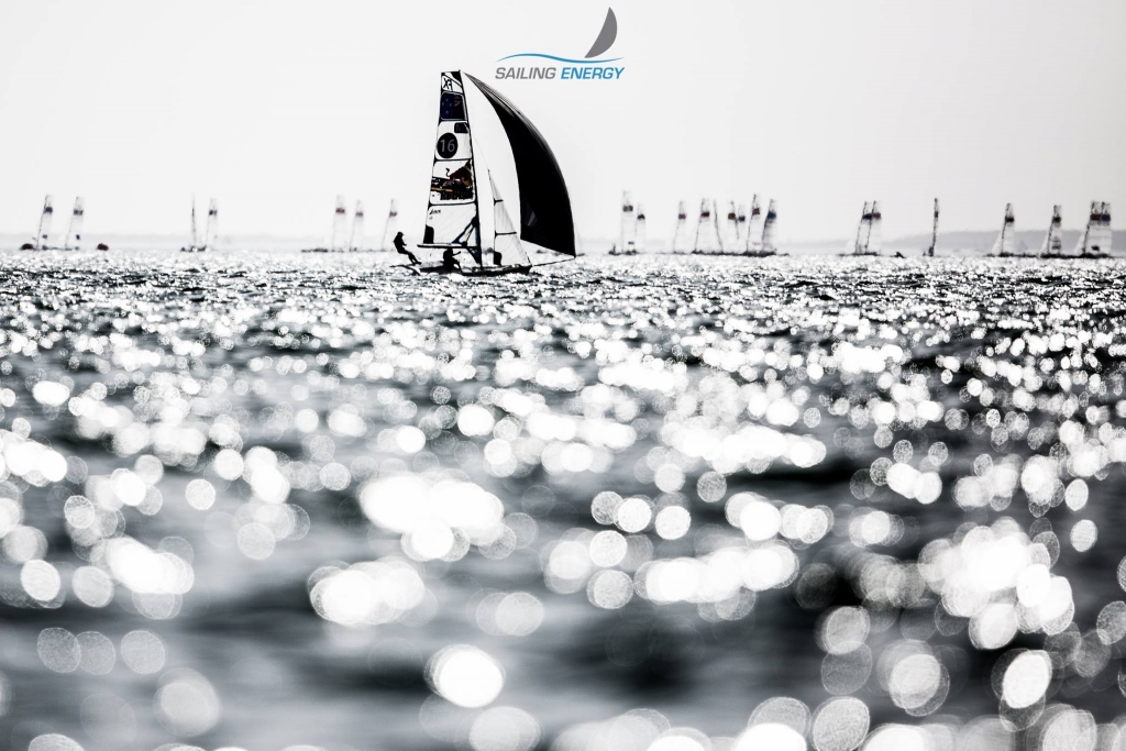 Cool shot from Day 2 of the ISAF Miami sailing world cup!  Photo credit Sailing Energy