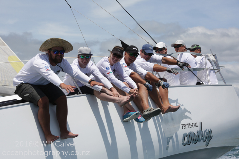 Provincial Cowboy. Images Shot by Will Calver during Bay of Islands Race Week -oceanphotography.co.nz.