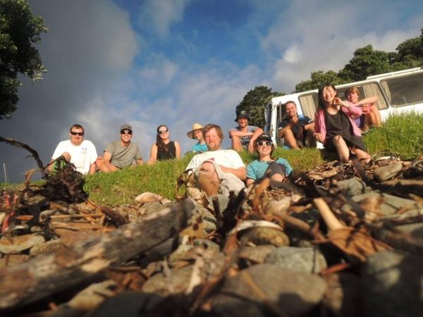12' Skiffs adventures to the Tucks Bay Classic