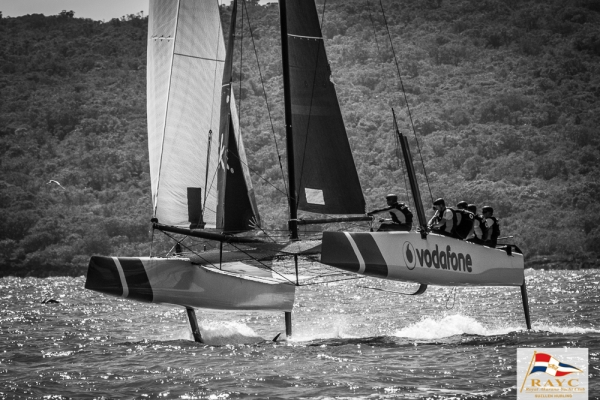 Optimists to GC32's - RAYC Sail Akarana is a bit of everything!