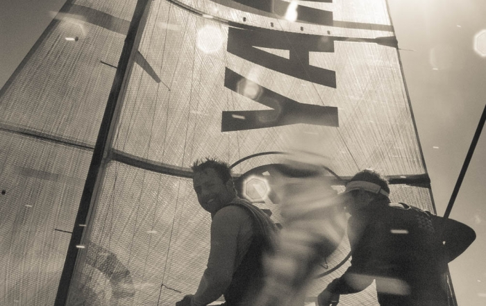 © Lissa Reyden | Auckland Skiff League