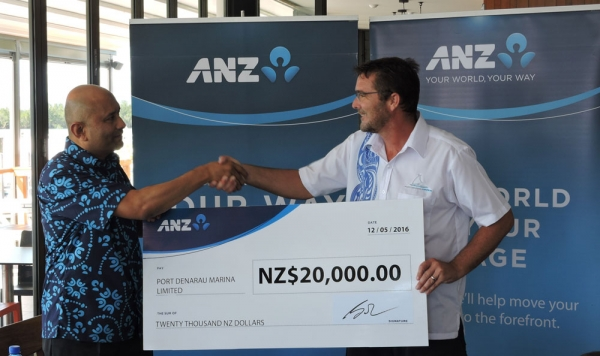ANZ Fiji - Our partner for ANZ Sail Fiji 2016