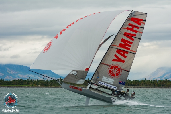 Yamaha victorious at Mark Foy Worlds in Fiji