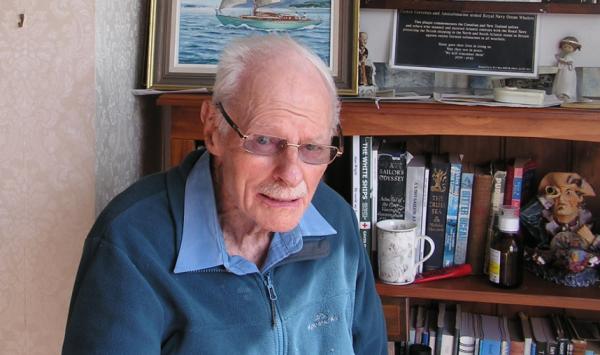Eight Bells, Life Member Richard Ross