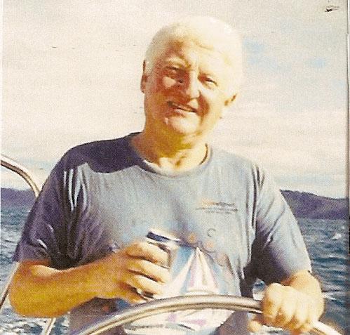 Fred Andrews – Sailor, boatbuilder, skipper, winner, leader.