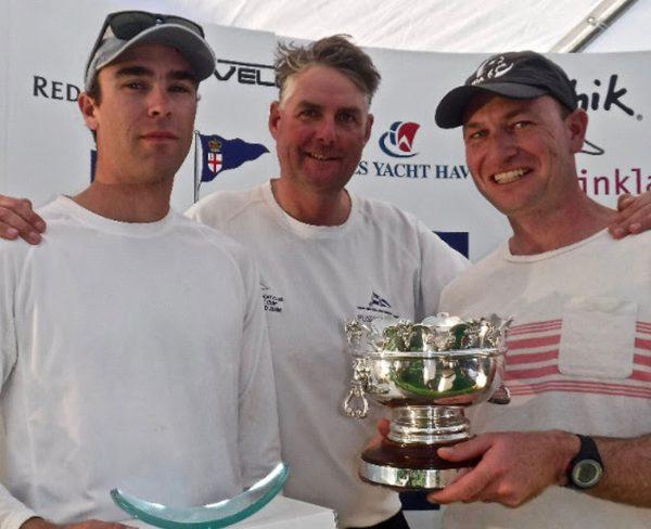 RAYC Sailors Win Etchells Europeans!