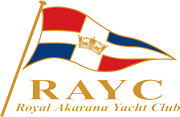 Royal Akarana Yacht Club Retina Logo