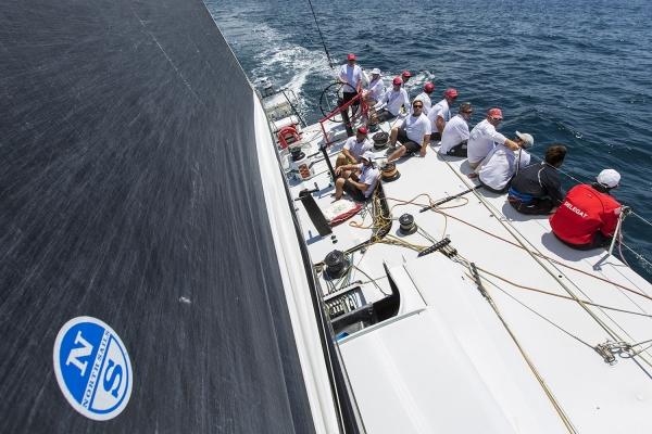 On board Giacomo