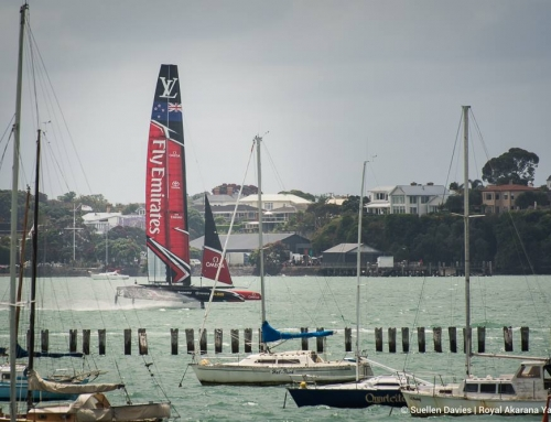 America's Cup Schedule and Breakfasts
