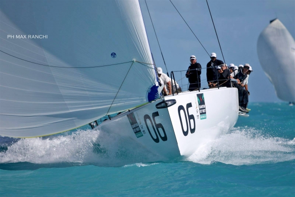 Brad Marsh reports on the TP52 Key West Regatta
