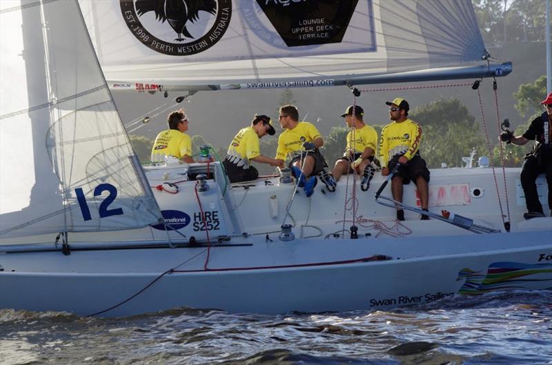 Warren Jones International Youth Regatta final day - photo © Rick Steuart / Perth Sailing Photography
