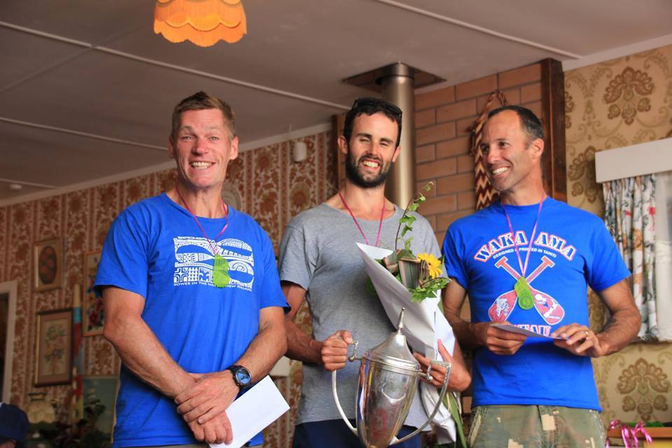 Akarana Paddlers Top 4 at James Moore-morial Race