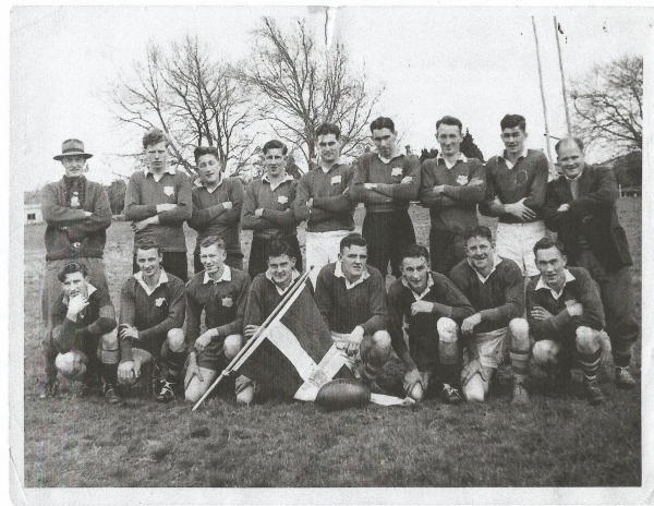 The RAYC Rugby Team