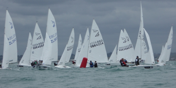 Akarana results for the Flying 15 National Championship