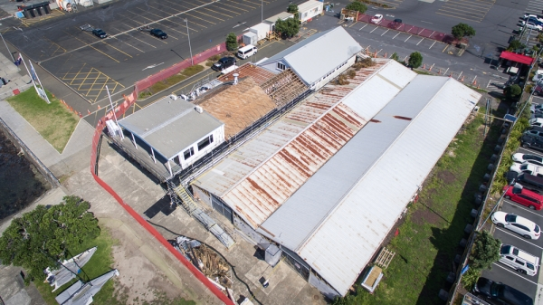 Building Update - Days away from demolition!