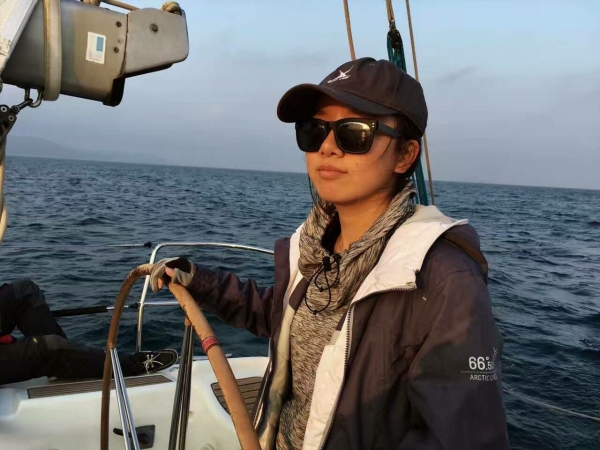 Akarana Member nominated for female Chinese Sailor of the Year