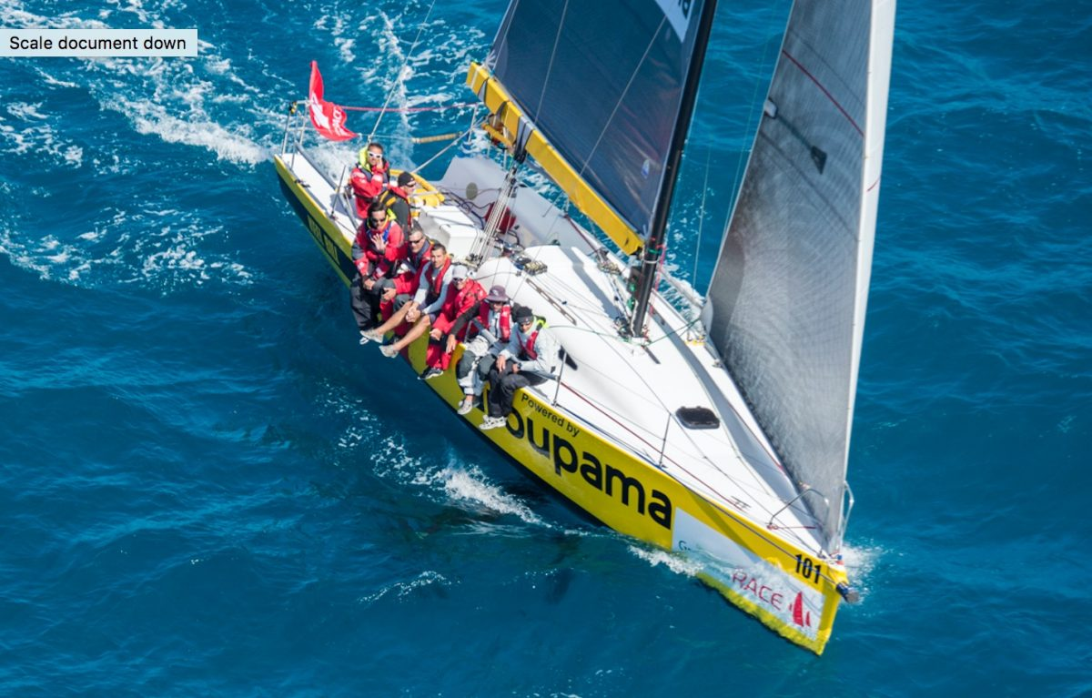 New chapter for the New Caledonia Groupama Race