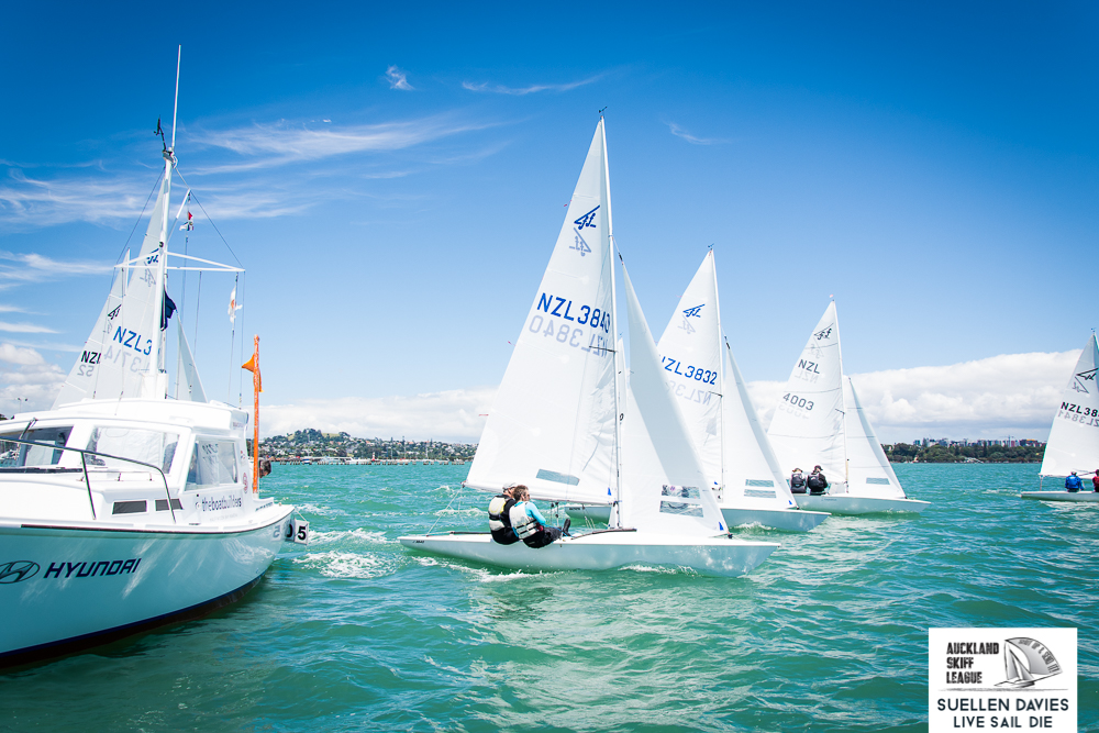Ffrenetic wins Flying 15 Auckland Championship