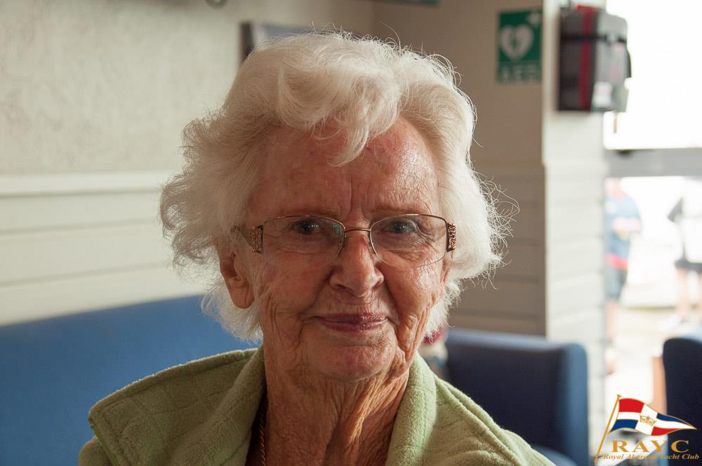 Fair Winds, Life Member Jenny Glen
