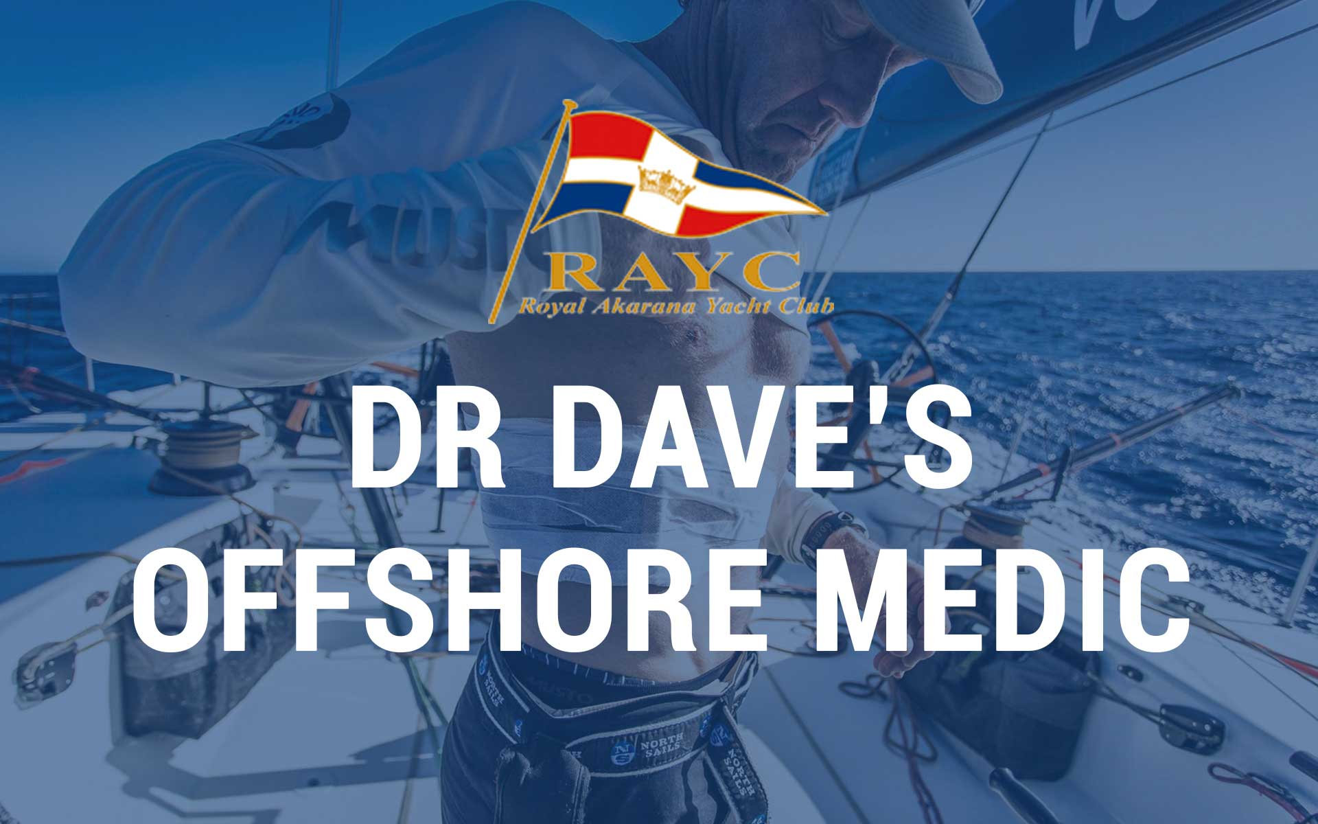 Dr Daves Offshore Medic Course