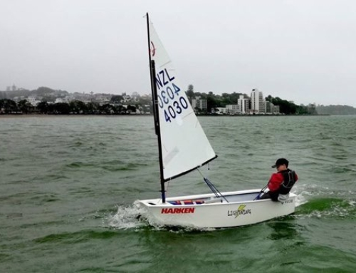 Amazing result from our Green Fleet at Junior Sail Auckland