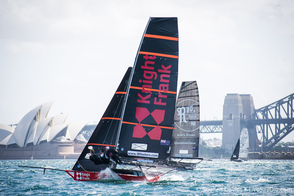 Kiwis snag second and third in JJ's Race 3