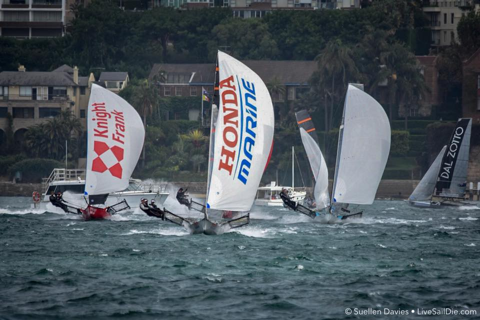 Kiwis win Race 2 of JJ Giltinan