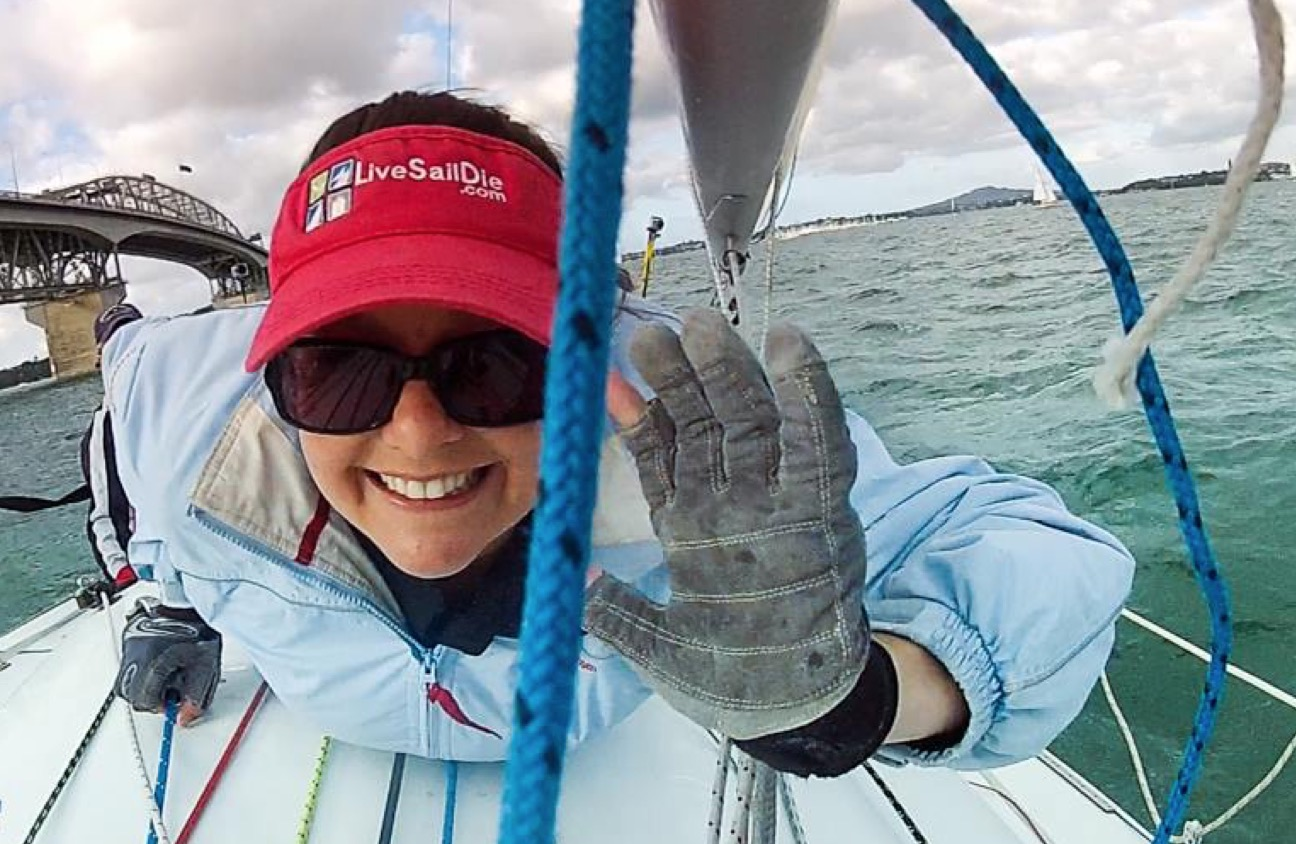 Suellen Davies to pursue her passion for yachting media