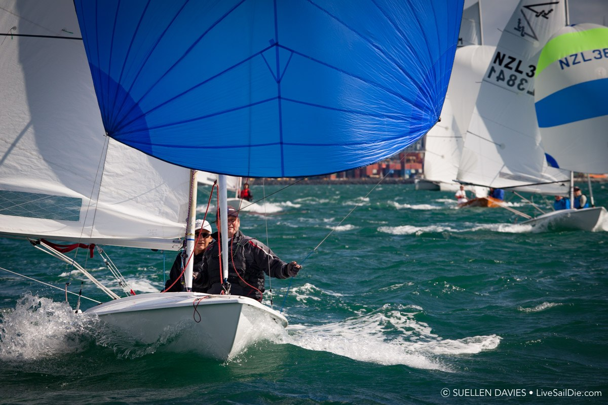 Game on for Flying 15 North Island Championship